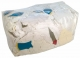 Čistící hadry párané mix barev balení 10 kg