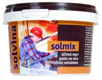 SOLMIX 375 g abrazivní čistící a mycí pasta na ruce