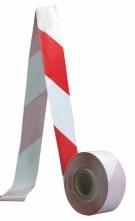 Páska červeno-bílá zábrana 500 m