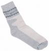 Ponožky silné SKI šedé velikost 43-45