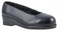 Obuv Steelite™ Ladies Court S1P dámská lodička černá velikost 39