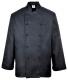 Rondon SOMERSET CHEFS kuchařský dvouřadý dlouhý rukáv velikost XL