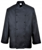 Rondon SOMERSET CHEFS kuchařský dvouřadý dlouhý rukáv velikost L