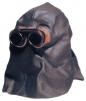 Svářečská kožená kukla MINIWELD s výklopnými zorníky