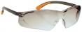 Brýle FOSSA protažený zorník sportovní rámeček šnůrka na zavěšení tónované