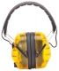 Mušlové elektronické chrániče ESAFE žluté