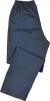 Kalhoty Sealtex do pasu nepromokavé zatavené švy tmavě modré velikost L