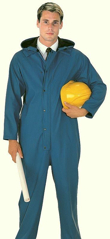 Kombinéza Sealtex Classic s kapucí nepromokavá tmavě modrá velikost L