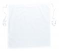Zástěra Gastro klasik do pasu 71 x 76 cm bílá
