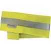 Pásek BRASSJA reflexní na ruku 50 x 9 cm upínání na suchý zip svítivě žlutý