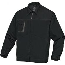 Montérková blůza MACH2 raglánové rukávy černo/šedá velikost XL