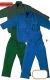 Montérkové kalhoty MACH WINTER laclové zateplené zelené velikost XXL