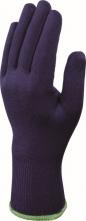 Rukavice TAE10 52 pletené tmavě modré velikost S