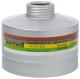 """Filtr SCOTT PRO2000 CFR22 ABEK1 NO CO20 P3 zúžený vstup foliové balení se závitem 40 mm x 1,7"""""""