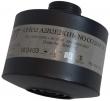 "Filtr DRG 1140 A1B2E2K1 Hg NO CO 20 P3 R D se závitem 40 mm x 1,7"""
