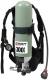 Dýchací přístroj SIGMA 2T2 maska Vision3 PPLGFPN tlaková ocelová lahev 6,0l /300 bar
