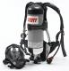 Dýchací přístroj PROPAK celoobličejová maská VISION 3 ocelová tlaková lahev 6,0l/300bar