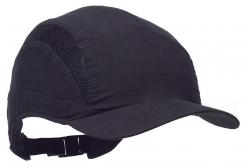 Náhradní potah na čepici se skořepinou PROTECTOR FB3 CLASIC zkrácená délka kšiltu černá
