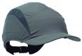 Čepice se skořepinou PROTECTOR FB3 CLASSIC zkrácený kšilt šedá