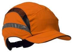 Čepice se skořepinou PROTECTOR FB3 HV standardní štítek výstražně oranžová