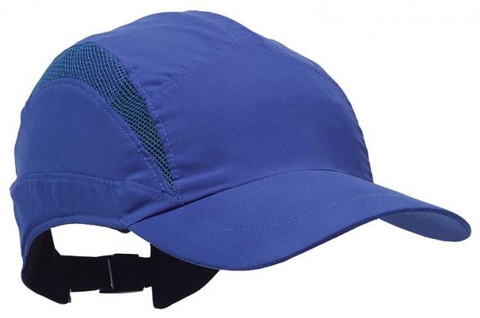 Čepice se skořepinou PROTECTOR FB3 standardní kšilt královská modrá