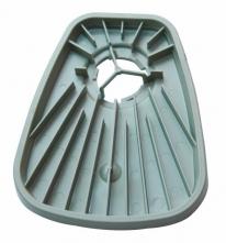 Plošina pro připojení částicového filtru pro masky 3M 6000