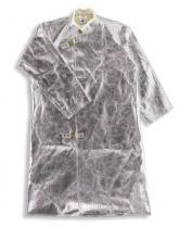 Ochranný plášť pro slevače pokovený tepluodolný KF3/Z  délka 1300mm velikost XXXL