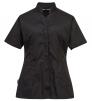 Dámská tunika Premier krátký rukáv černá velikost XL