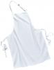 Zástěra Gastro Klasik laclová 72 x 95 cm bílá