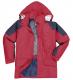 Bunda reprezentativní MILTON červená velikost XXL