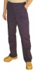 Montérkové kalhoty STANDARD do pasu na šňůrku tmavě modré velikost 62