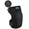 Pracovní ergonomický nákoleník ALLROUND měkká gelová výplň černý