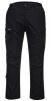 Kvalitní pracovní kalhoty Snickers XTR Canvas+ přídavné kapsy Cordura černé