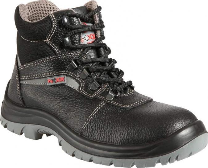 Pracovní kotníková obuv Prabos EMIL NYXX O1 FO SRC černá velikost 41