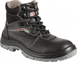 Pracovní kotníková obuv Prabos EMIL NYXX O1 FO SRC černá velikost 44