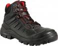 Ochranná kotníková obuv Prabos TOBIAS S3 SRC černá