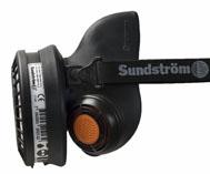 Polomaska Sundström SR 90-3 s lícnící z TPE