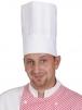 Čepice kuchařská KOMÍN vysoká se sklady