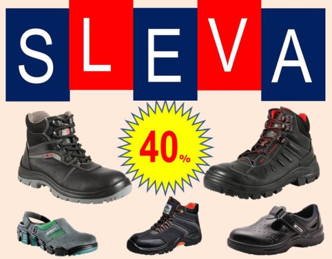 Takos® - Osvobozujeme ceny - slevy na obuv 40%