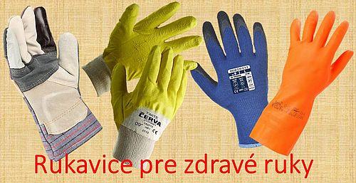 Takos® - Rukavice pre zdravé ruky