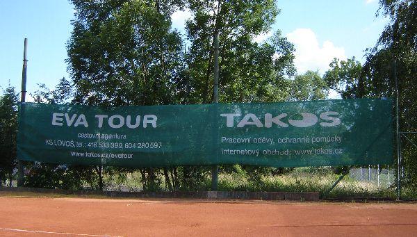Takos-reklama TJ Sokol Třebenice