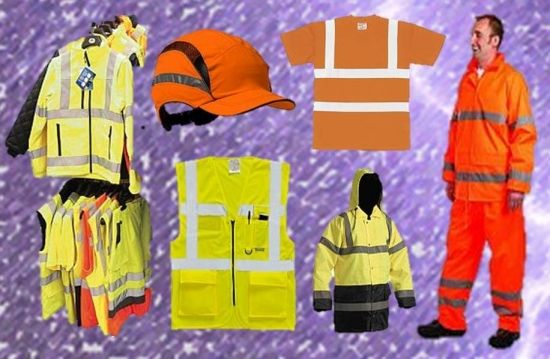 Takos@ - dodává vysoceviditelné ochranné pracovní oděvy dle ČSN EN ISO 20471:2013