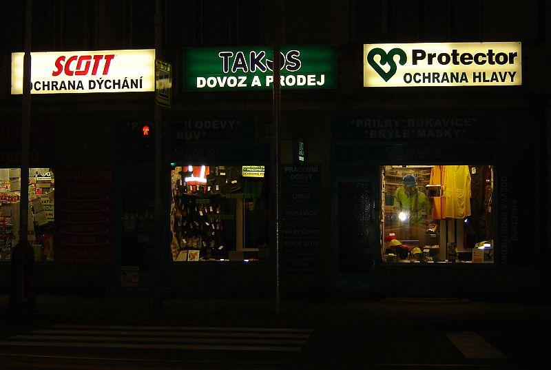 Prodejna Takosu
