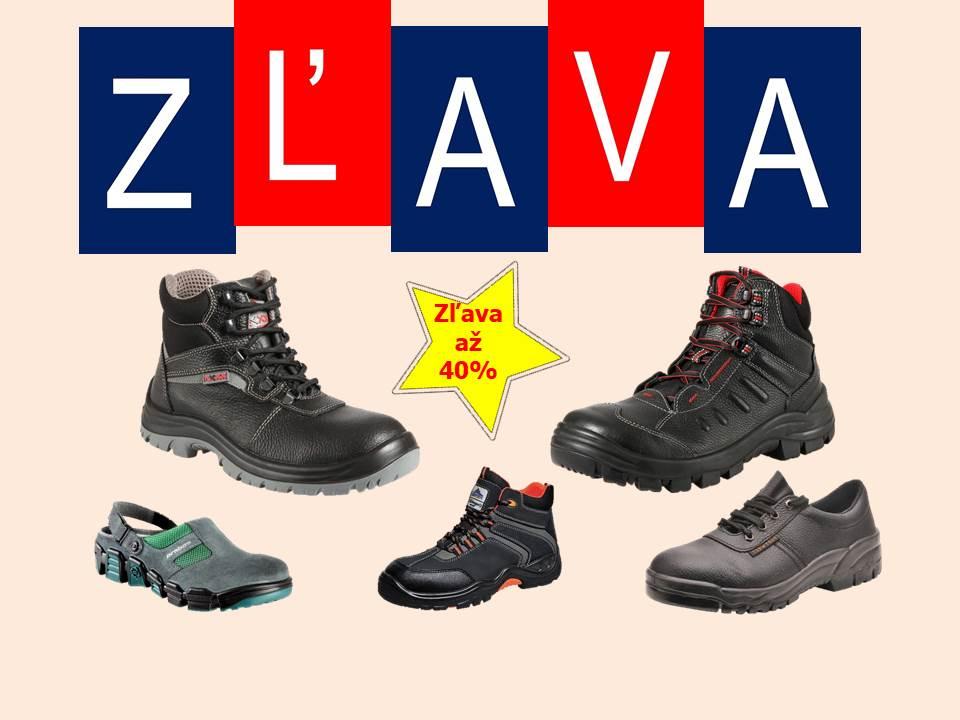 Takos® - Jarná zľava pracovnej obuvi
