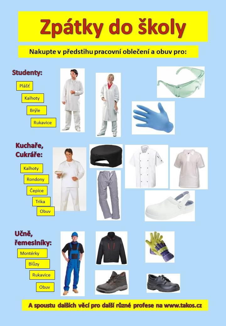 Takos® - dodavatel pracovních ochranných prostředků