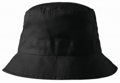 Klobouček Classic bavlněný černý