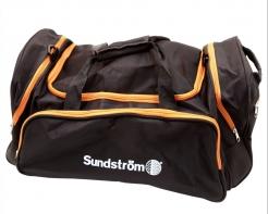 Taška Sundström SR 505 pro jednotku SR 500 a kuklu boční kapsy černo/oranžová