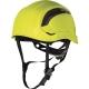 Ochranná průmyslová přilba Granite Wind ventilace lezecká račna fluoro žlutá