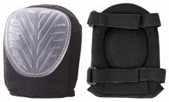 Nákoleníky SUPER GEL kapsa z PVC plněná gelem s elastickými popruhy černé