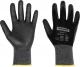 Rukavice Honeywell POLYTRIL AIR SKIN úplet nylon/prodyšný nitril černé velikost M